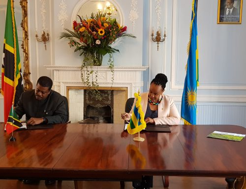 St. Kitts and Nevis Establishes Diplomatic Relations with the Republic of Rwanda