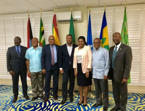 Minister of Foreign Affairs attends Fifth Meeting of OECS Council of Foreign Affairs in Grenada