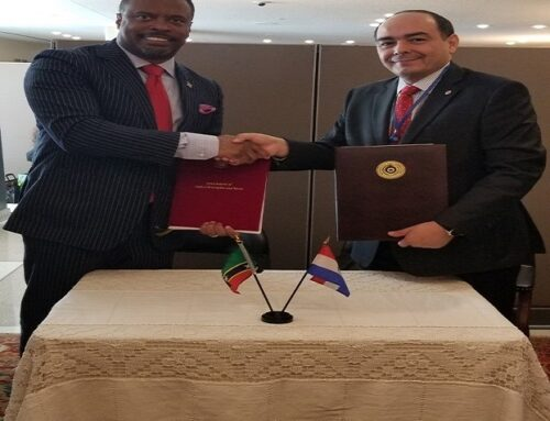 St. Kitts and Nevis signs Visa Waiver Agreement with Paraguay