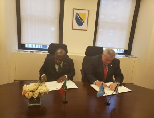 Saint Kitts and Nevis and Bosnia & Herzegovina establish Diplomatic Relations