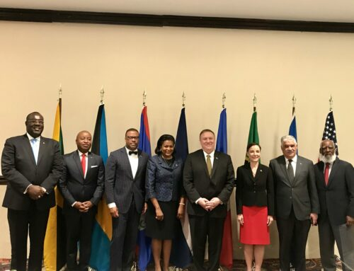 Ministerial Meeting between Caribbean Leaders and Secretary of State Mike Pompeo