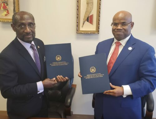Saint Kitts and Nevis formalizes relations with the Republic of Djibouti