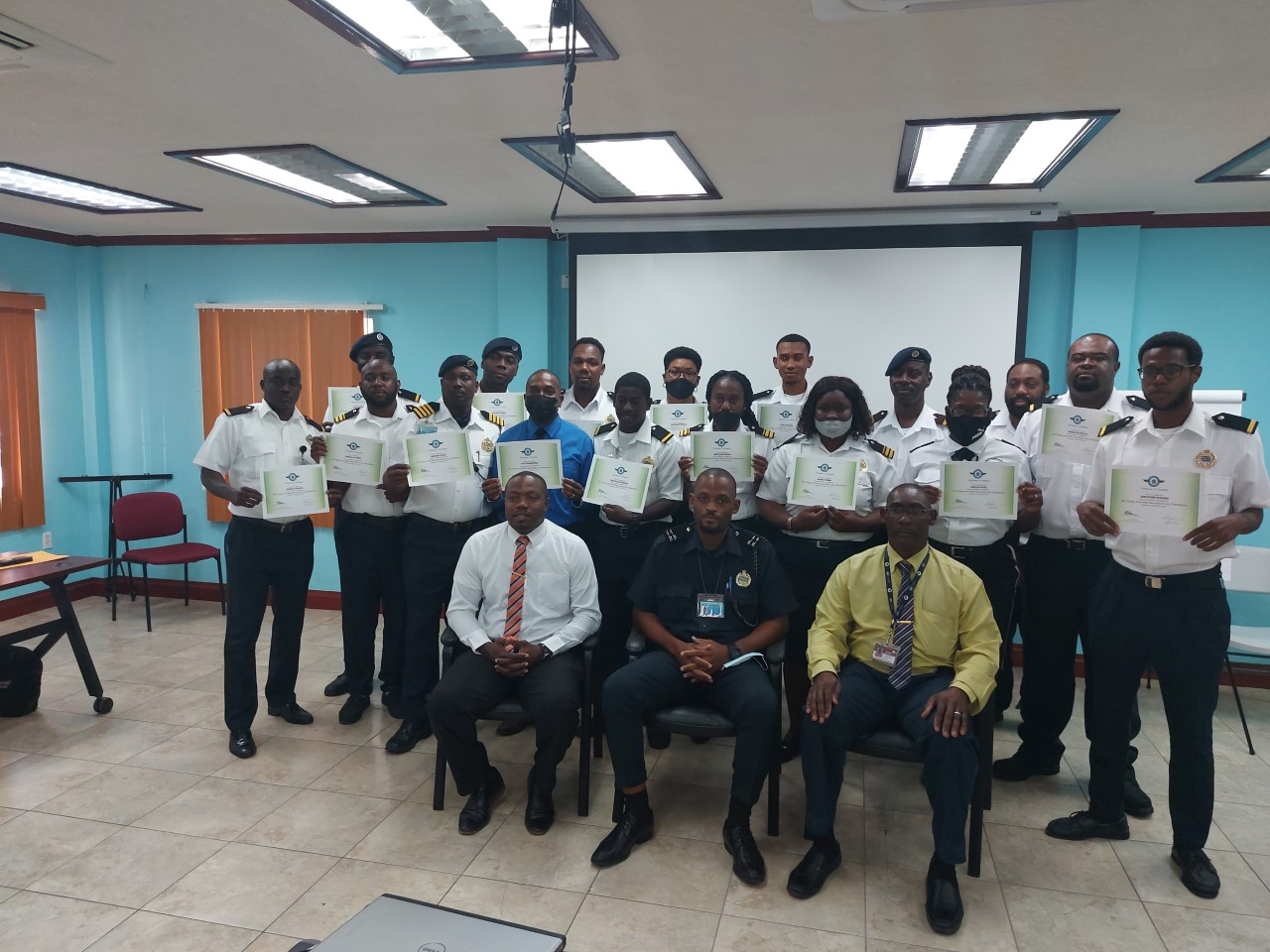 Customs Air Cargo and Air Mail Training