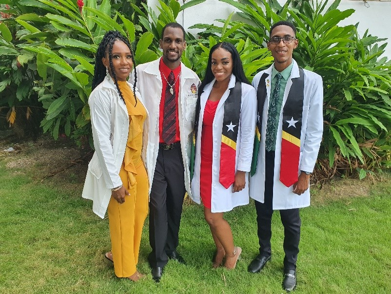 Saint Kitts and Nevis to welcome its newest Cuban-trained Professionals